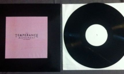 A test pressing for Pride EP ?
