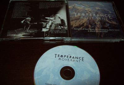 The Temperance Movement album instrumentals