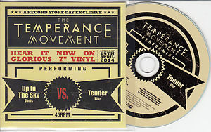 """CD promo for the RSD 7"""""""
