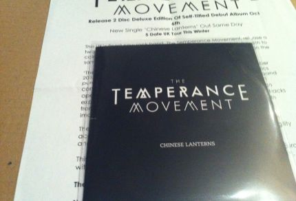 Another Chinese Lanterns Promo CD