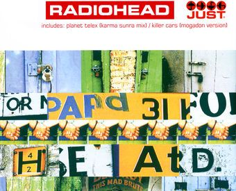 Radiohead Just getting covered on Ouï FM