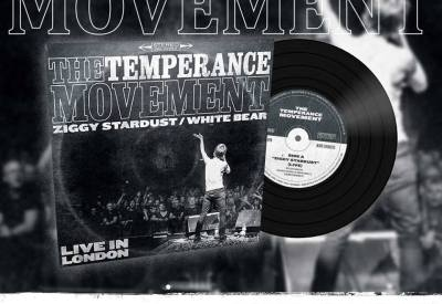 """A 7"""" vinyl announced for Record Store Day 2017"""