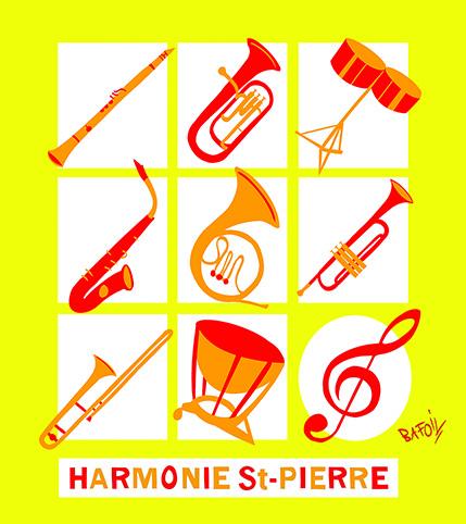affiche Martin Bafoil_Harmonie St Pierre 1