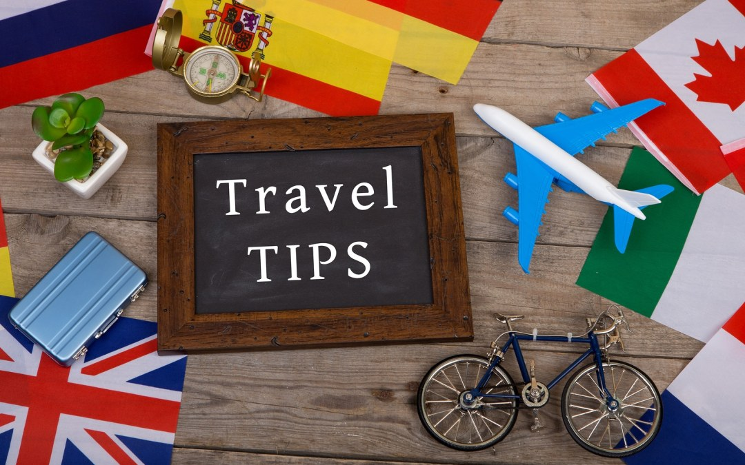 TTN Las Vegas Tips On Packing for an Overseas Flight