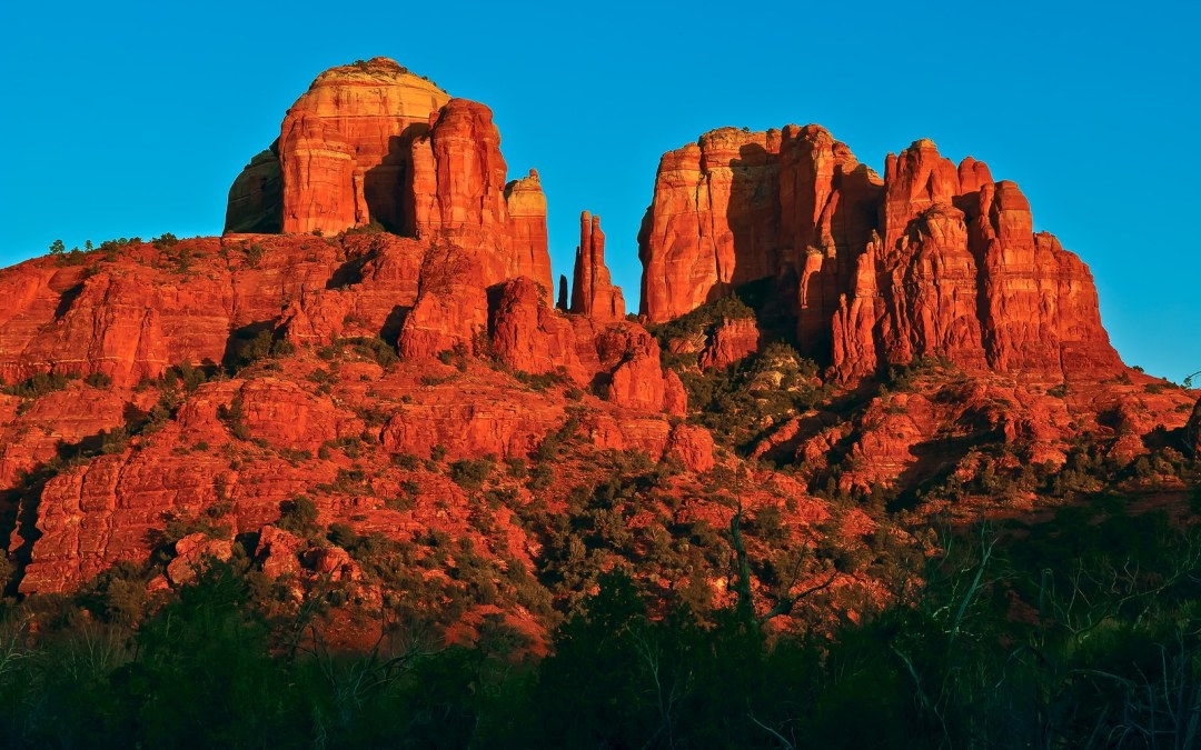 TTN Las Vegas gas Members Escape To Spiritual Sedona