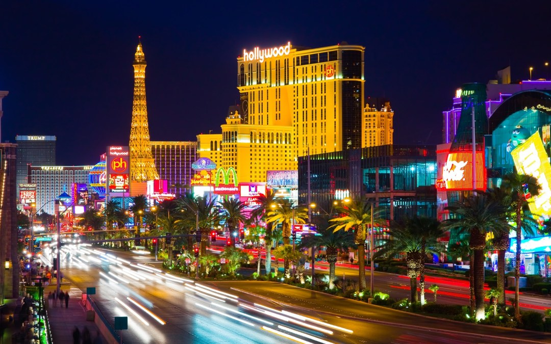 TTN Las Vegas Popular Las Vegas Strip Attractions