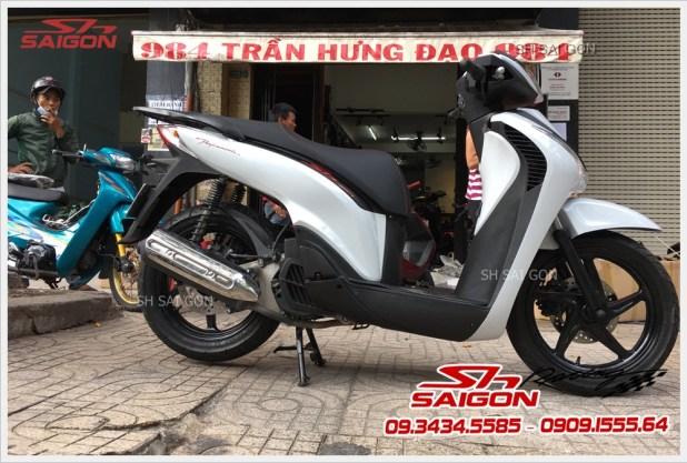 Xe SH VN 125i 150i độ dàn áo sh ý nhập thái cực đẹp giá cực sốc chính hãng ở Shop SH Sài Gòn