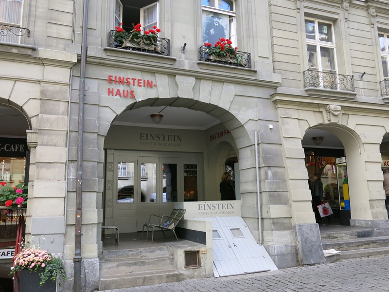 Image result for einstein haus bern