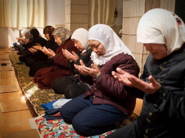 Женщиныимамы как Китай реформирует ислам