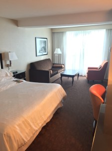 Pretty large and spacious room