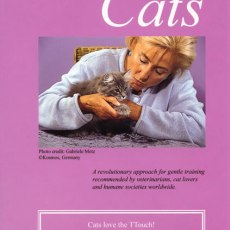 TTouch of Magic cover for Cats with Linda Tellington Jones