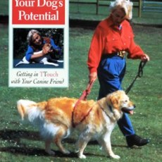 DVD cover of Linda Tellington Jones' dog dvd