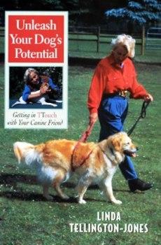 DVD cover of Linda Tellington Jones' dog dvd