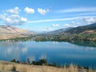 The Coldstream Valley, British Columbia