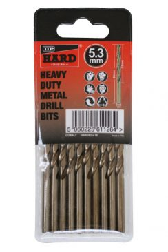 TTP HARD53x10 10x5.3mm TTP HARD Cobalt drill bits Metric drill bits e1538749583140 - Metric drill bits for metal