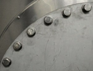 6.8mm Stainless steel cover plate