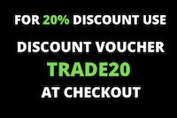 Discount voucher for TTP HARD cobalt drill bits