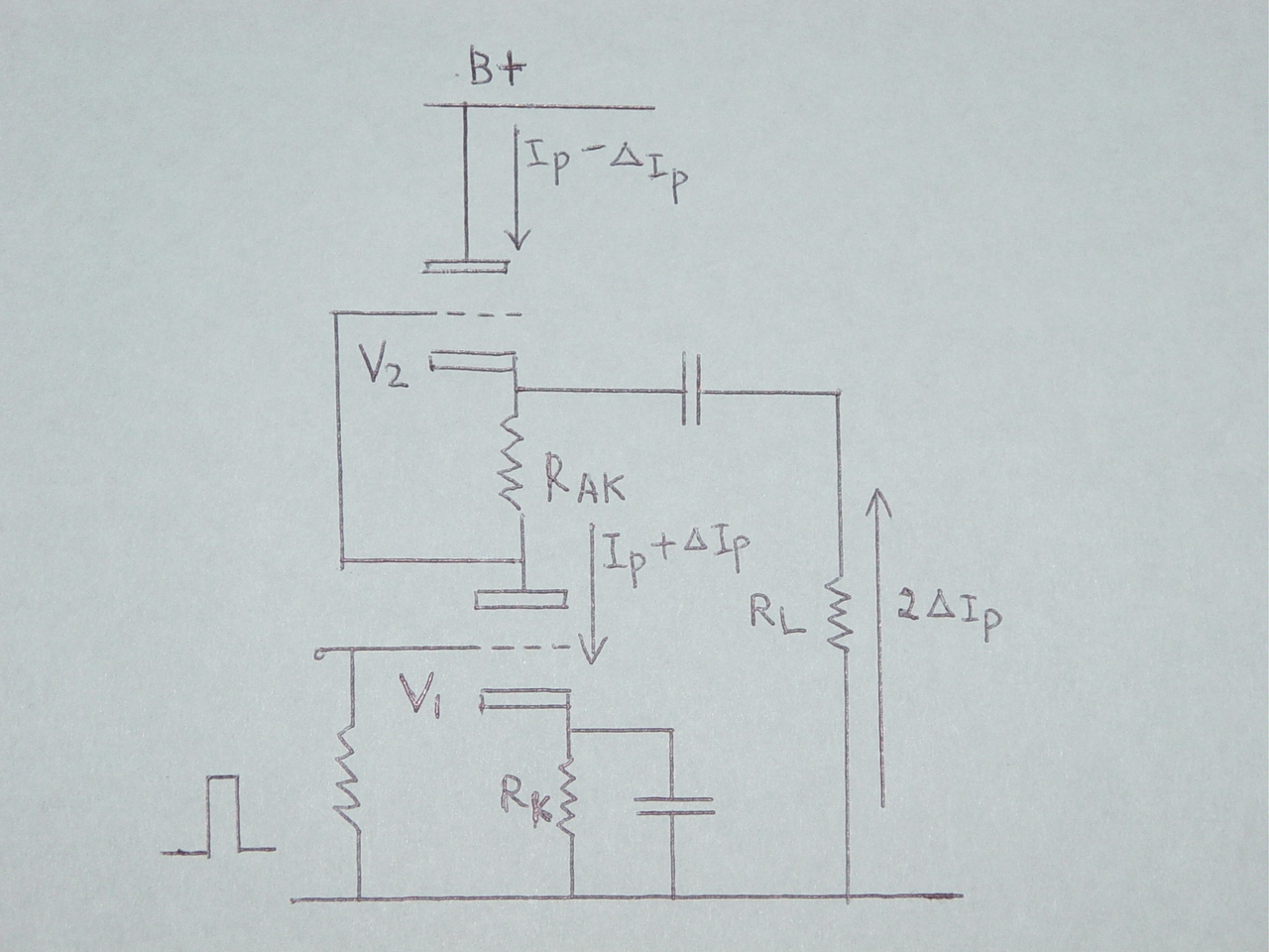 Srpp Amplifier Theory Pictures