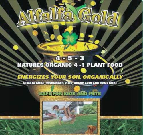 Growers Alfalfa Gold - Qty. 10 kg