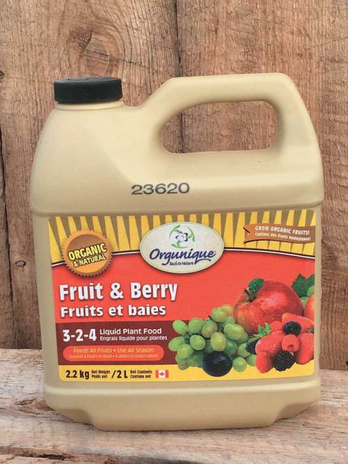 Fruit & Berry Booster - Qty. 2L