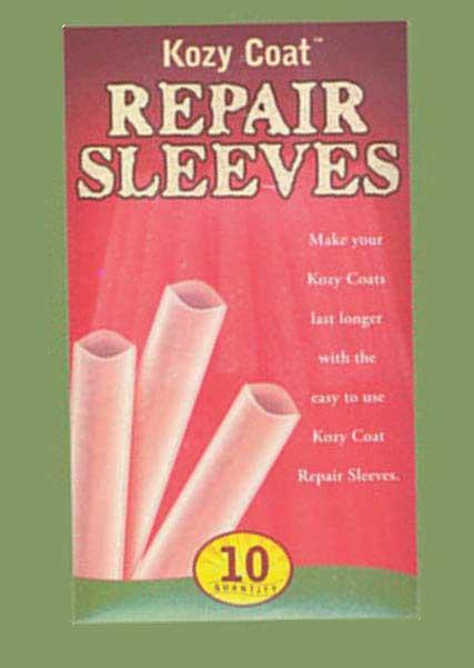 Kozy-Coats Repair Slvs - Qty. 10's