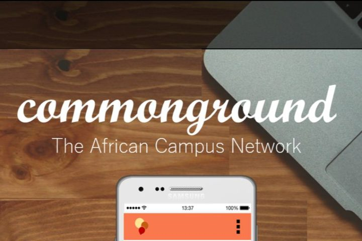 COMMONGROUND: 5 STUDENTS TAKE OVER AFRICA THROUGH SOFTWARE DEVELOPMENT