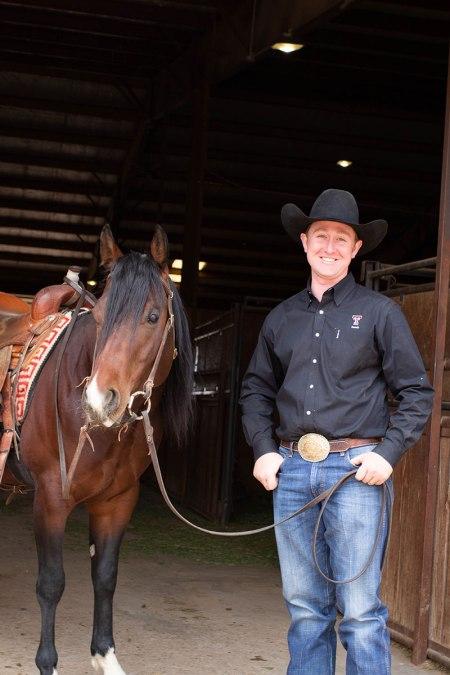 Justin Stanton Ranch Horse Head Coach