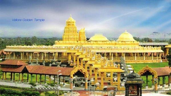 Book Tirupati with Golden Temple Vellore Tour - 4 Nights ...