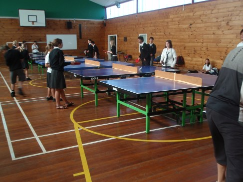 Hutt Valley High Table Tennis Club