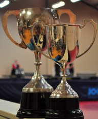 The Tommy Williams Trophy and Chris Williams Cup