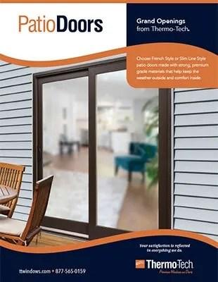 thermo tech premium windows doors