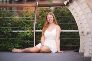 rocky river senior pictures