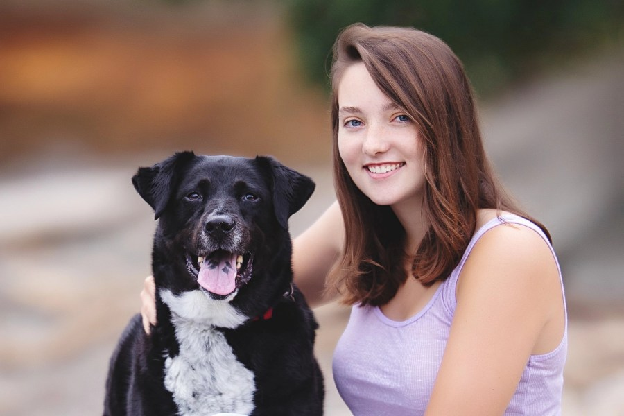 Senior Photography with your dog