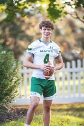 st. edward's senior sports photography