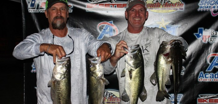 Ferdinando and Logan win Travis Tuesday with 19.61 lbs