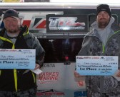 CHARLIE GANTENBEIN & CLYDE GLENN TOP 171 TEAMS ON BELTON WITH OVER 20 POUNDS AND WIN $10,000