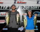 Eubanks and Oates win Travis Tuesday with 16.60 lbs