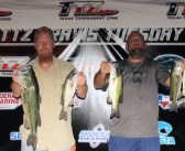Wessman and Aman win TTZ Travis Tuesday with 11.77 lbs