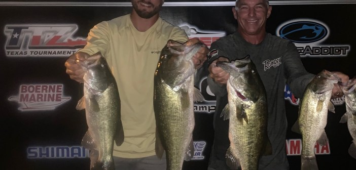 Wendlandt and Wersig win Travis Tuesday with 17.41 lbs