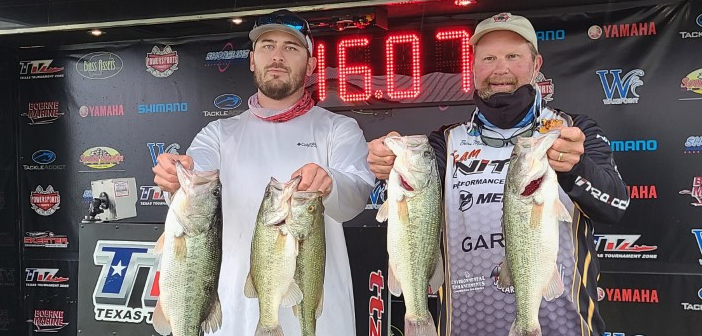 BRIAN MATER & ROBERT BUTLER WIN BELTON WITH 16.08LBS AND TAKE HOME $10,000 – Daniel Barnes & Adrian Barnes win AOY