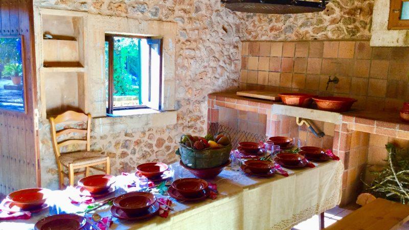 parrilla+paellero+barbacoa+mesa+grill+Tisch