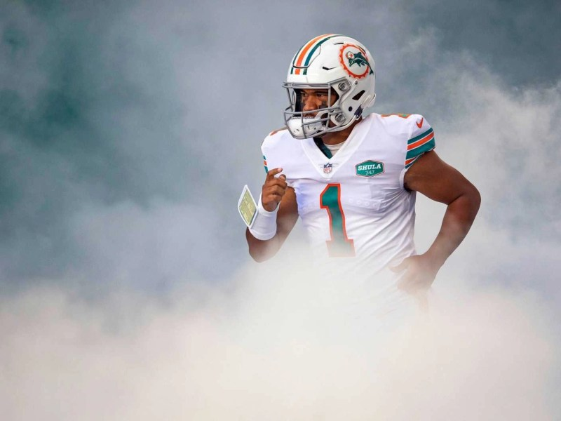 Miami Dolphins draft picks and new targets for Tua Tagovailoa