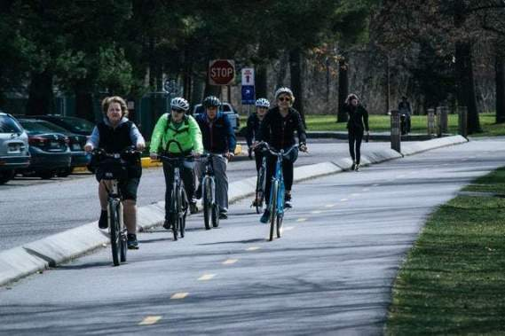 causas de accidentes en bicicleta