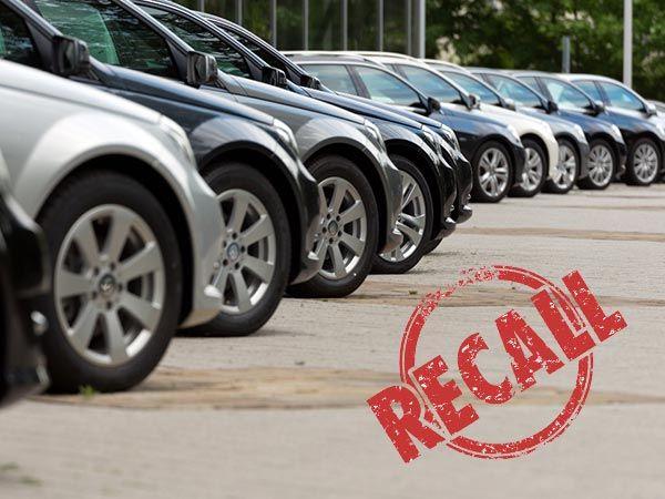 Informar Un Defecto Automóvil