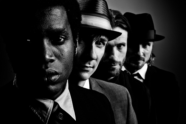 Vintage Trouble, «live-wired, straight-shootin, dirty-mouth'd, pelvis-pushing juke music»