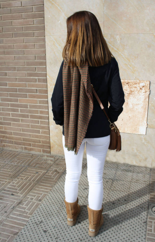 White for winter