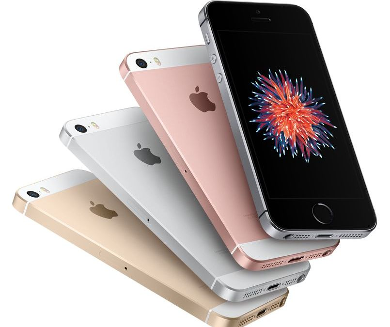 Nuevos iPhone SE y iPad Pro