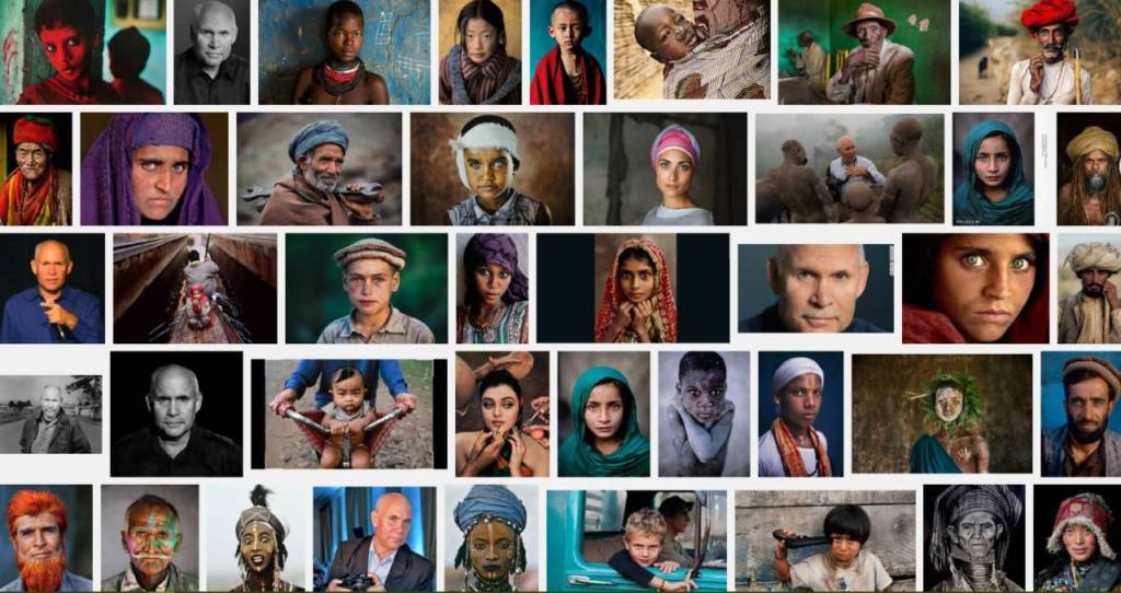 McCurry, ¿miradas sinceras?