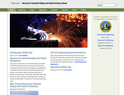 Washington Governor's Industrial Safety Conference