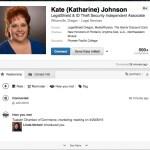 Kate Johnson - LinkedIn